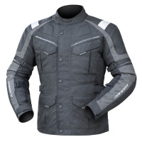 Dririder Compass 3 Jacket - Black/White/Grey