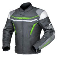 Dririder Grid Jacket - Black/Green