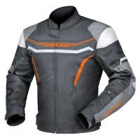 Dririder Grid Jacket - Black/Orange