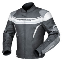 Dririder Grid Jacket - Black/White/Anthracite