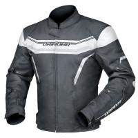 Dririder Grid Jacket - Black/White