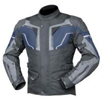 Dririder Nordic 4 Jacket - Black/Cobalt Blue