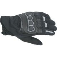 Dririder Street Ladies Glove - Black/Grey