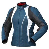 Dririder Vivid 2 Air Ladies Jacket - Atlantic Blue