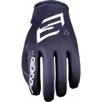 Five MXF-4 Glove Mono Black - Adult
