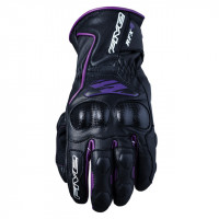Five RFX4 Ladies Glove - Black/Purple