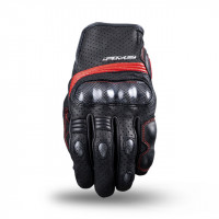 Five Sportcity Carbon Glove - Black/Red