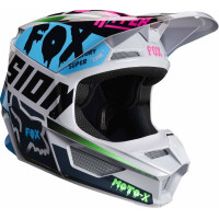 Fox V1 Youth Czar Grey