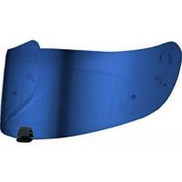 HJC HJ20M Blue Iridium Visor
