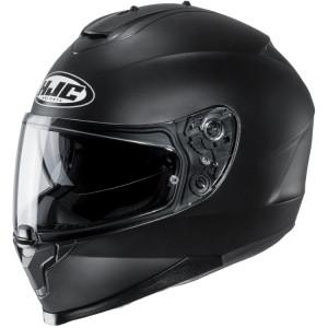 HJC c70 Semi Flat Black
