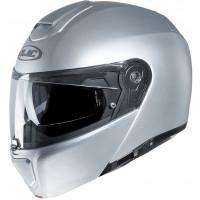 HJC RPHA-90 Semi Flat Silver