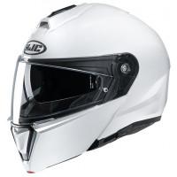 HJC i90 Pearl White -  IN STOCK OCTOBER