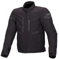 Macna Traction Jacket - Black - LIMITED SIZING