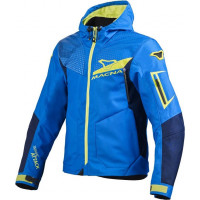 Macna Imbuz Jacket - Blue/Yellow