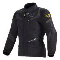 Macna Sektor Jacket - Black/Grey