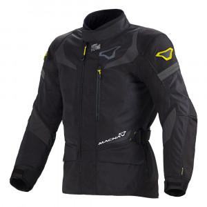 Macna Sektor Jacket - Black/Grey