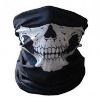 Skull Neck Tube