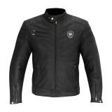 Merlin Alton Leather Jacket - Black