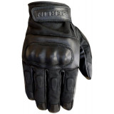 Merlin Ranton Wax Leather Glove - Black