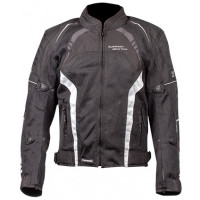 Motodry Ultravent Jacket - Black/White