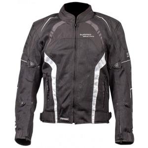 Motodry Ultravent Jacket - Black/White