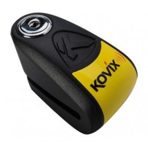 Kovix Disc Lock Alarm  - Black