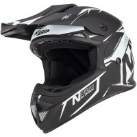 Nitro MX620 Podium Matt Black/White
