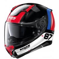 Nolan N87 Plus Distinctive Black/Red/Blue