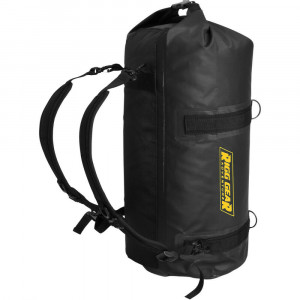 Nelson-Rigg SE-1030 30L Adventure Dry Motorcycle Roll Bag - Black