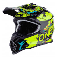 Oneal 2SRS Villain Youth Neon/Yellow