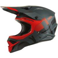Oneal 3SRS v2 Vertical Black/Red