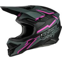 Oneal 3SRS Voltage Black/Pink