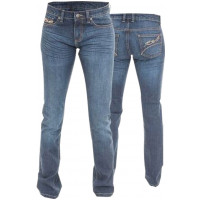 RST Straight Leg Ladies Jeans - Blue