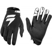 Shift Whit3 Air Glove Youth - Black - YL