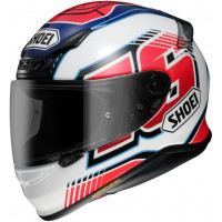 Shoei NXR Cluzel TC1 + FREE DARK TINT VISOR - LIMITED SIZING