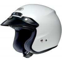 Shoei RJ Platinum R -  White - LARGE
