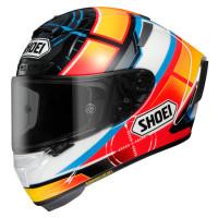 Shoei X-Spirit III De Angelis TC1 + FREE TINT VISOR