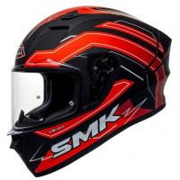 SMK Stellar Bolt Black/Red