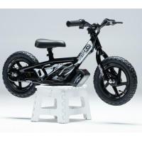 "Wired 12"" Electric Balance Bike - Black"