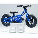 "Wired 12"" Electric Balance Bike - Blue"