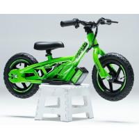 "Wired 12"" Electric Balance Bike - Green"