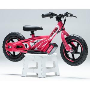 "Wired 12"" Electric Balance Bike - Pink"