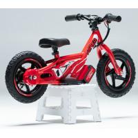 "Wired 12"" Electric Balance Bike - Red"