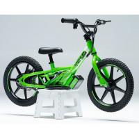 "Wired 16"" Electric Balance Bike - Green"