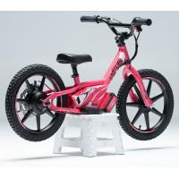 "Wired 16"" Electric Balance Bike - Pink"