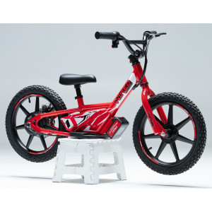 "Wired 16"" Electric Balance Bike - Red"