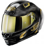 X-Lite X803 RS Carbon 'GOLD LIMITED EDITION' - WITH ADDITIONAL GOLD METAL VISOR -  LIMITED STOCK