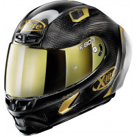 X-Lite X803 RS Carbon 'GOLD LIMITED EDITION' - WITH ADDITIONAL GOLD METAL VISOR & DARK GREEN VISOR - DUE MARCH