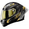 X-Lite X803 RS Carbon 'GOLD LIMITED EDITION' - WITH ADDITIONAL GOLD METAL VISOR & DARK GREEN VISOR - DUE MID DECEMBER