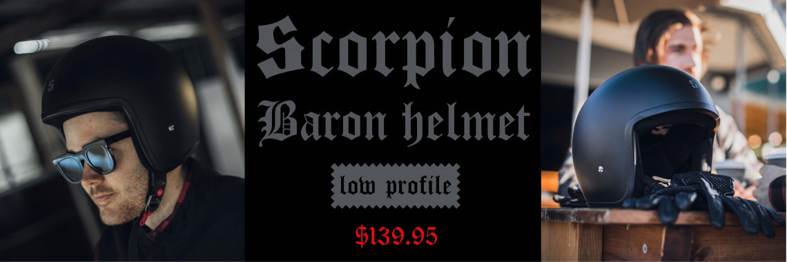 SLIDE SCORPION BARON